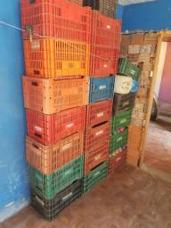 Caixa plastica agrícola