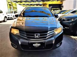 Título do anúncio: Honda City completo 2010 doc ok com gnv instalado