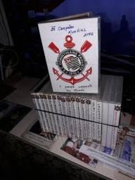 Coleção completa do título do Corinthians Do mundial  2012
