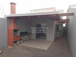 Casa Nova Bairro São Conrado com Suite e Área Gourmet