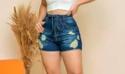 Shor jeans feminino promoção