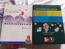 Livros curso de economia