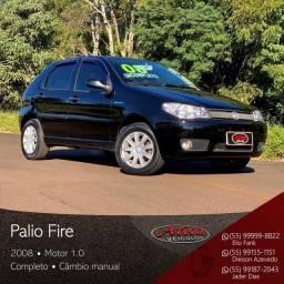 Fiat - Palio 1.0 Fire Flex Completo - 2008