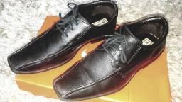 Sapato Social Infantil Masculino N°33