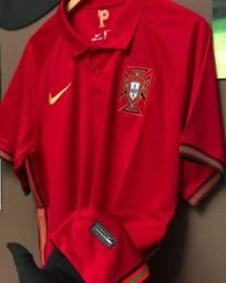 Camisa Nike Portugal I 2020/21<br><br>