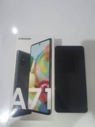 SAMSUNG A71 PRETO 128 GB