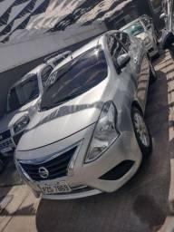 Nissan Versa SV 1.6 2018 Automático com GNV