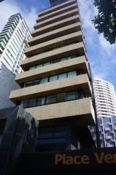 Apartamento com 1 dormitório para alugar, 40 m² por R$ 3.000,00/mês - Boa Viagem - Recife/