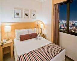 Título do anúncio: Flat para locação, 1 dormitório, 1 vaga, 28m², Campo Belo.