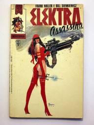 Elektra Assassina (encadernada) [Marvel | HQ Gibi Quadrinhos]