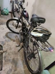 Bicicleta motorizada **barato demais**