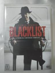 Box DVD The Blacklist (A Lista Negra) - Primeira temporada