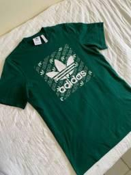 Camiseta Adidas Verde (Original) TAM P
