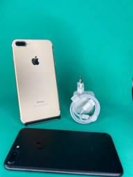 iPhone 7Plus 32/128gb (60 dias de garantia)