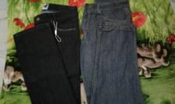Calça jeans $20 cada