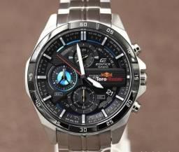 231743f5c38 Relógio Casio Edifice toro rosso Red Bull F1 Original com Caixa
