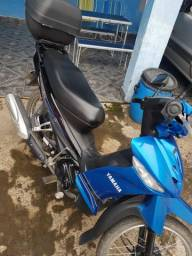 Moto Yamaha T 115 semi nova - 2014