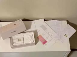 Caixa De Iphone 8 Original Completa Com Acessórios