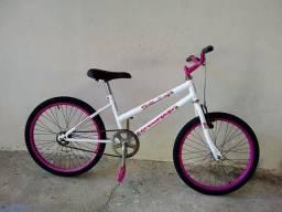 Vendo bicicleta feminina infantil aro 20