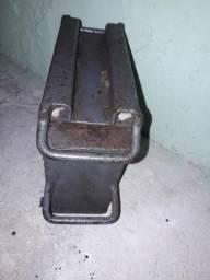 Forma de ferro usado .p bloco leia