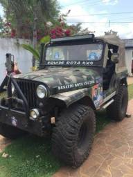 Jeep willians