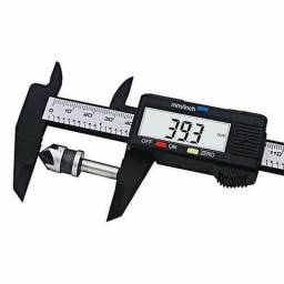 Paquímetro Digital 100mm 0,1mm Profissional (Leia o anúncio)