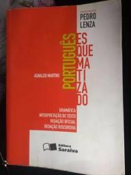 Livro Português esquematizado