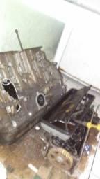 Motor peugeot 206 flex