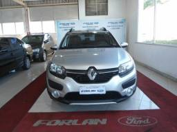 SANDERO 1.6 STEPWAY 8V FLEX 4P MANUAL 2014 - 2015