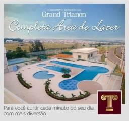 Cód. 5489. (Ágio) Lote - Cond. Residencial Grand Trianon - Anápolis/GO. Donizete Imóveis