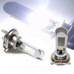 Lampada Led H4 Cg Titan Moto Efeito Xenon Titan Cb 300 Xre