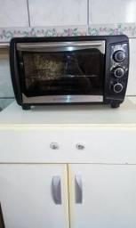Forno Eletrico Cadence Chef 31litros