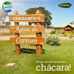 Chácaras do Rio Capivari a partir 600m a 112km Goiânia