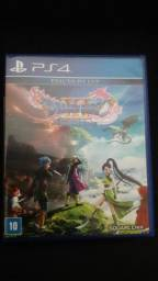 Jogo playstation 4 - Dragon Quest XI
