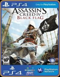 Título do anúncio: Ps4 assassins creed 4 black flag