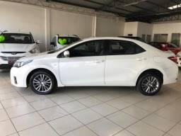 Corolla XEI - Automático - Branco - 2016