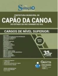 Apostila para a Pref. de Capão da Canoa