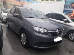 Renault Logan 1.6 c/ GNV Completo - 2017