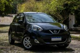 Nissan March 1.6 SV - 2015