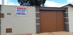 Casa 2Q de 81 mts com varanda em madeira maciça - Estrela Dalva IX 9 - Financia pelo MCMV