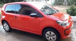 Volkswagen UP! 2015. ótimo custo benefício. segundo dono, km baixo - 2015