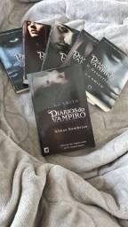 Coleção livros Diários De Um Vampiro