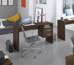 Nova escrivaninha Pro Mesa modelo Irlanda 02 gavetas = Entrega grátis!