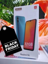 Black Friday da XIAOMI.. Redmi 9a 32 GB. NOVO Lacrado com Garantia e Entrega hj