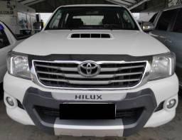 Hilux CD Limited 4X4 3.0 TDI Diesel AUT. parcelado