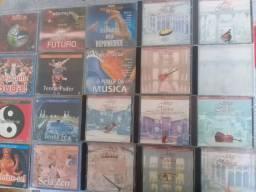 CDs antigos