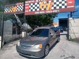 CIVIC 2001/2001 1.7 LX 16V GASOLINA 4P AUTOMÁTICO