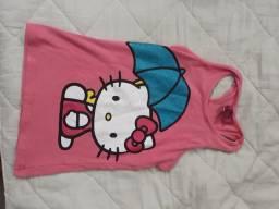 Blusa Hello Kitty