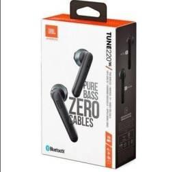 Fone de ouvido Bluetooth JBL T220 TWS Original (Lacrado)