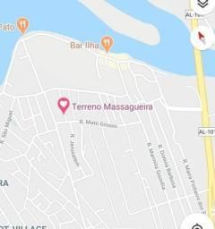 VENDE-SE OU TROCA-SE, 2 TERRENOS, ESCRITURADO E REGISTRADO, NA MASSAGUEIRA